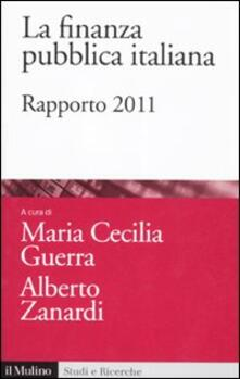 Atomicabionda-ilfilm.it La finanza pubblica italiana. Rapporto 2011 Image