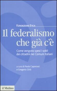 Voluntariadobaleares2014.es Il federalismo che già c'è. Come vengono spesi i soldi dei cittadini nei comuni italiani Image