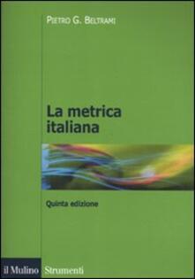 Mercatinidinataletorino.it La metrica italiana Image