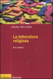 Criticalwinenotav.it La letteratura religiosa Image