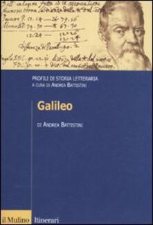 Equilibrifestival.it Galileo. Profili di storia letteraria Image