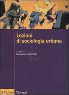 Ascotcamogli.it Lezioni di sociologia urbana Image