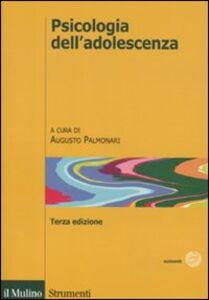 Libro Psicologia dell'adolescenza