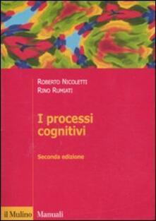 Tegliowinterrun.it I processi cognitivi Image