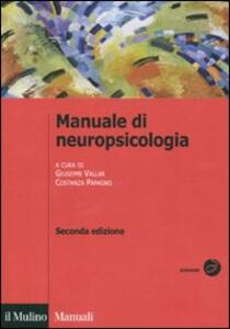 Manuale di neuropsicologia - copertina