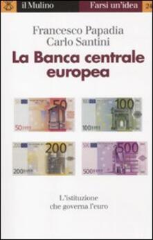 Ilmeglio-delweb.it La Banca centrale europea Image