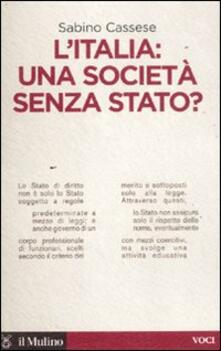 Antondemarirreguera.es L' Italia: una società senza stato? Image