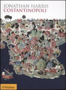 Costantinopoli - Jonathan Harris - copertina