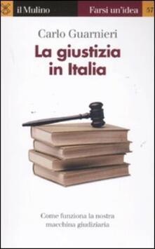 Antondemarirreguera.es La giustizia in Italia Image