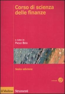 Premioquesti.it Corso di scienza delle finanze Image
