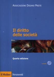 Il diritto delle società - copertina