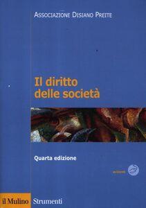 Libro Il diritto delle società