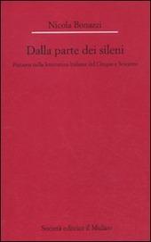 Dalla parte dei Sileni. Percorsi nella letteratura italiana del Cinque e Seicento