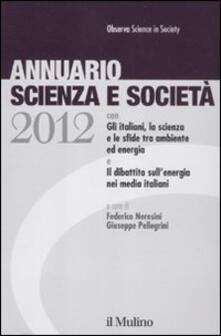 Listadelpopolo.it Annuario scienza e società (2012) Image