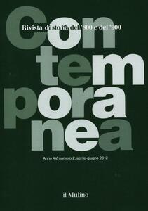 Contemporanea (2012). Vol. 2 - copertina