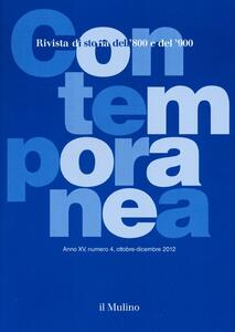 Contemporanea (2012). Vol. 4 - copertina