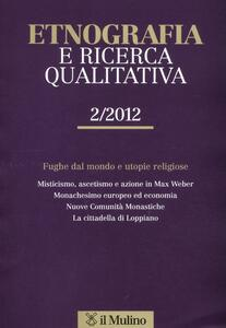 Etnografia e ricerca qualitativa (2012). Vol. 2 - copertina
