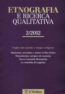 Voluntariadobaleares2014.es Etnografia e ricerca qualitativa (2012). Vol. 2 Image