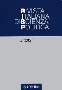 Rivista italiana di scienza politica (2012). Vol. 2 - copertina