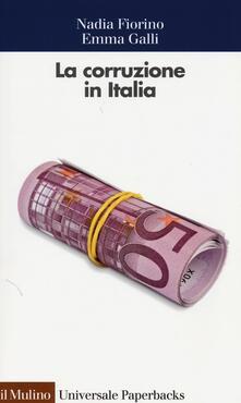 Aboutschuster.de La corruzione in Italia. Un'analisi economica Image