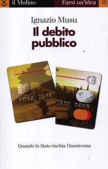 Winniearcher.com Il debito pubblico. Quando lo Stato rischia l'insolvenza Image