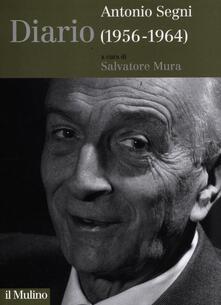 Diario (1956-1964) - Antonio Segni - copertina
