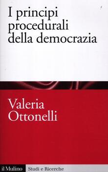 Antondemarirreguera.es I principi procedurali della democrazia Image