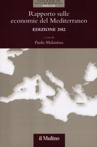 Rapporto sulle economie del Mediterraneo 2012 - copertina