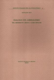 Winniearcher.com Dialogo sul liberalismo. Tra Benedetto Croce e Luigi Einaudi Image