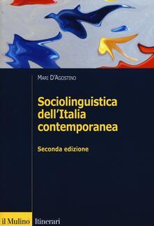 Milanospringparade.it Sociolinguistica dell'Italia contemporanea Image