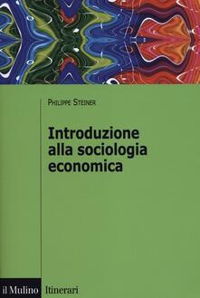 Winniearcher.com Introduzione alla sociologia economica Image