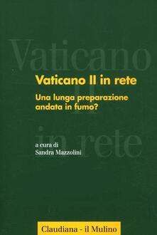 Daddyswing.es Vaticano II in rete. Vol. 4: Una lunga preparazione andata in fumo?. Image