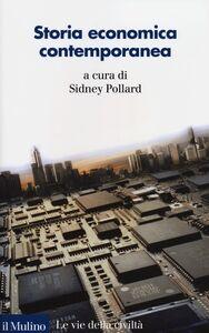 Libro Storia economica contemporanea