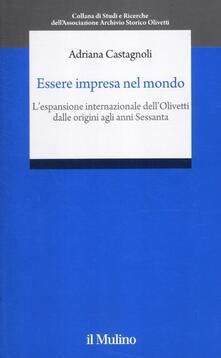Winniearcher.com Essere impresa nel mondo. L'espansione internazionale della Olivetti dalle origini agli anni Sessanta Image