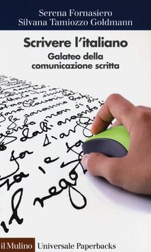 Fondazionesergioperlamusica.it Scrivere l'italiano. Galateo della comunicazione scritta Image
