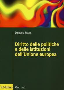 Premioquesti.it Diritto delle politiche e delle istituzioni dell'Unione europea Image
