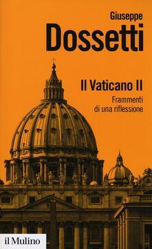 Equilibrifestival.it Il Vaticano II. Frammenti di una riflessione Image