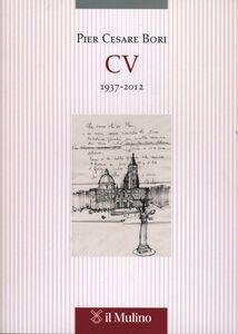 Libro CV 1937-2012 P. Cesare Bori