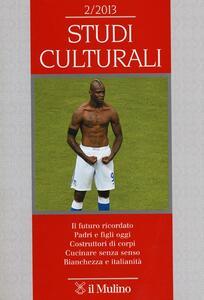 Studi culturali (2013). Vol. 2 - copertina