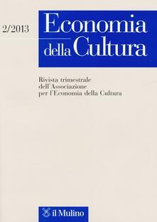 Winniearcher.com Economia della cultura (2013). Vol. 2 Image