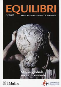 Equilibri (2013). Vol. 3 - copertina