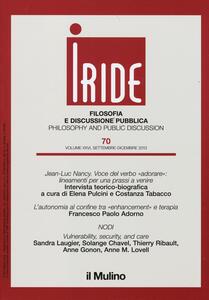 Iride (2013). Vol. 3 - copertina