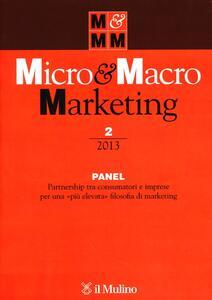 Micro & Macro Marketing (2013). Vol. 2 - copertina