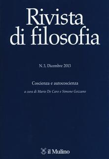 Warholgenova.it Rivista di filosofia (2013). Vol. 3 Image