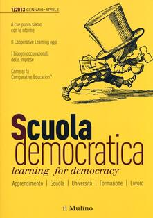 Daddyswing.es Scuola democratica. Learning for democracy (2013). Vol. 1: Gennaio-aprile. Image