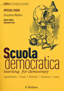 Scuola democratica. Learning for democracy (2013). Vol. 3: Settembre-dicembre.