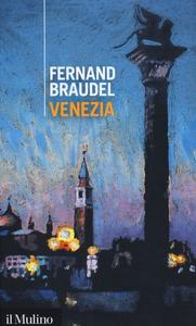 Libro Venezia Fernand Braudel