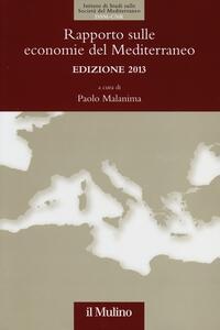 Rapporto sulle economie del Mediterraneo 2013 - copertina
