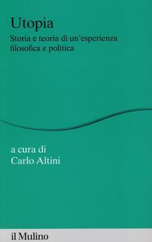 Utopia. Storia e teoria di unesperienza filosofica e politica.pdf