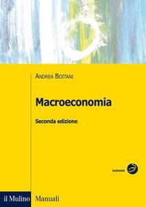 Macroeconomia - Andrea Boitani - copertina